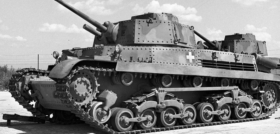 Węgierski czołg średni Turán
