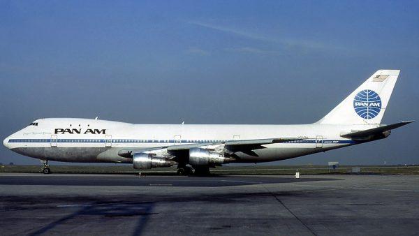 Boeing 747-121 (N736PA) PanAm (fot. Michel Gilliand)