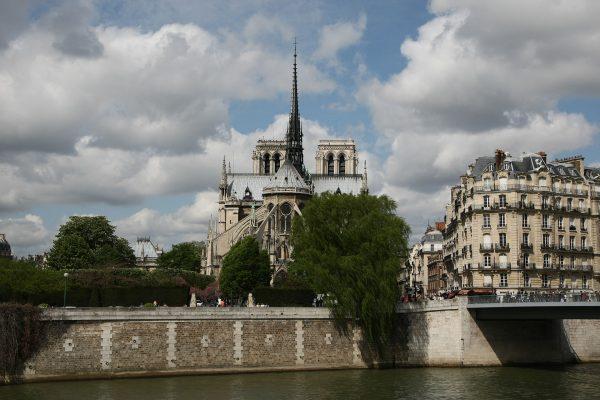 Katedra Notre-Dame (fot. Rafał Banach)