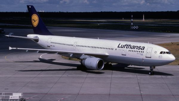 Lufthansa Airbus A300-603 (fot. Aero Icarus)
