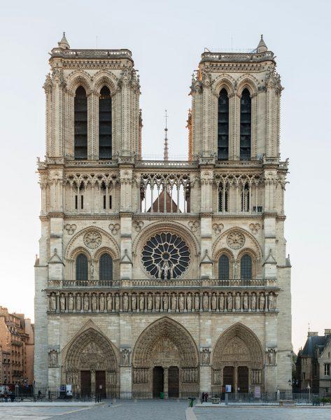 Katedra Notre-Dame (fot. Daniel Vorndran)