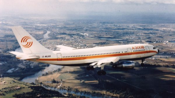 Airbus A300B (fot. Airbus)