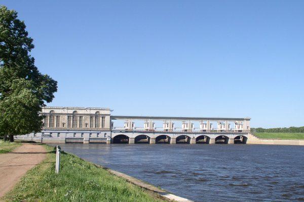 Uglicka Elektrownia Wodna (fot. Wikimedia Commons)