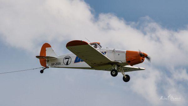 Piper PA-25-235 Pawnee (SP-ZGS) (fot. Michał Banach)