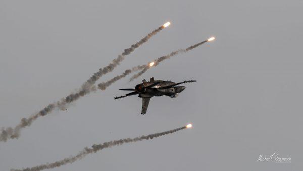 Lockheed Martin F-16C Jastrząb (4053) (fot. Michał Banach)