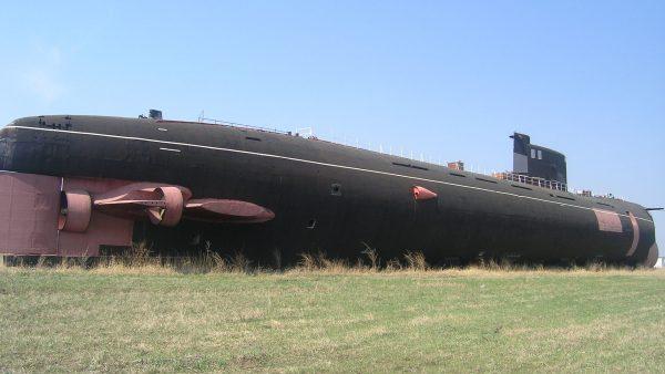 B-307 w muzeum w Togliatti (fot. ShinePhantom/Wikimedia Commons)