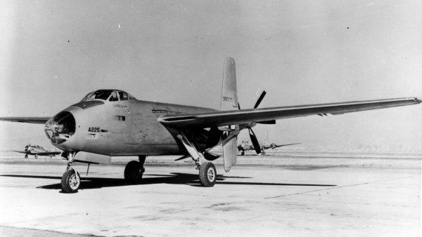 Douglas XB-42 Mixmaster