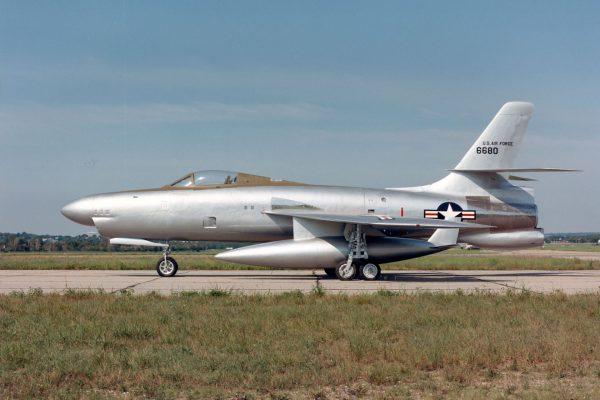 Republic XF-91 Thunderceptor