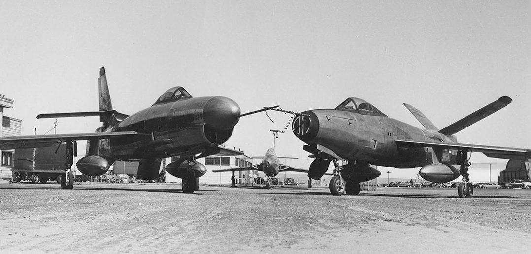 Zapomniany Republic XF-91 Thunderceptor