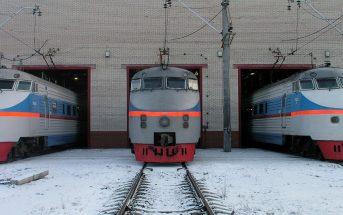 Radziecki szybki pociąg elektryczny ER200
