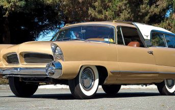 Chrysler-Plymouth Plainsman Concept (1956)