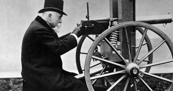 Maxim - pierwszy prawdziwy karabin maszynowy