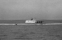 Okręty typu Wilk - pierwsze polskie okręty podwodne