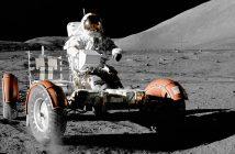 Lunar Roving Vehicle - pojazd księżycowy NASA