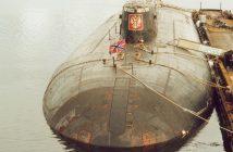 Zatonięcie rosyjskiego okrętu podwodnego K-141 Kursk (2000)