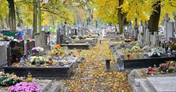 Najważniejsze, największe i najstarze cmentarze Warszawy