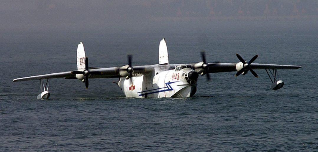Chińska łódź latająca Harbin SH-5