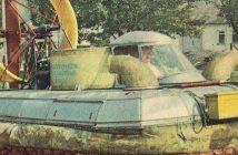 Ursynów M-6 - polski poduszkowiec rolniczy