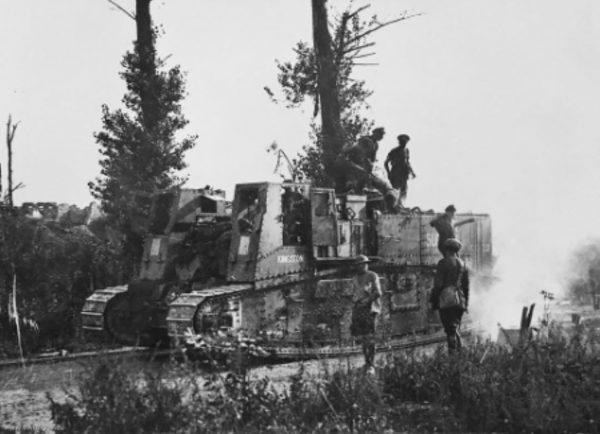 Gun Carrier Mark I
