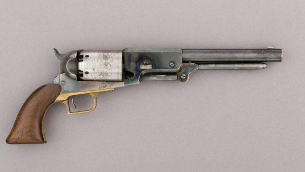 Colt Walker z 1847 roku