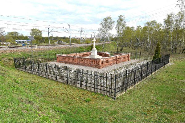 Cmentarz choleryczny (fot. Adrian Grycuk)