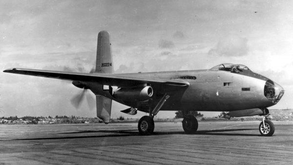 Douglas XB-42A Mixmaster