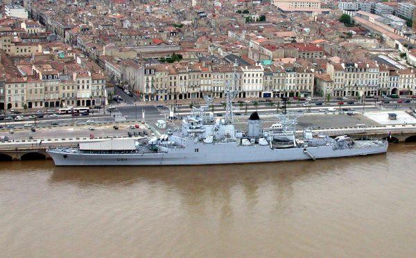 Colbert jako okręt-muzeum (fot. Wikimedia Commons)