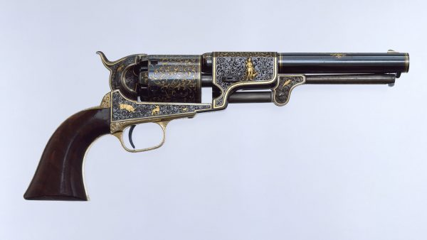 Colt Third Model Dragoon z 1853 roku