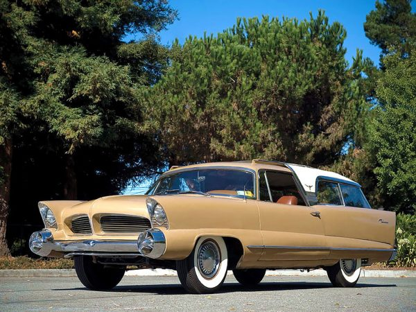 Chrysler-Plymouth Plainsman Concept