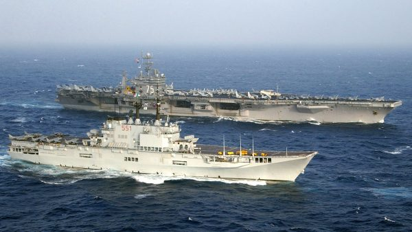 Giuseppe Garibaldi i USS Harry S. Truman