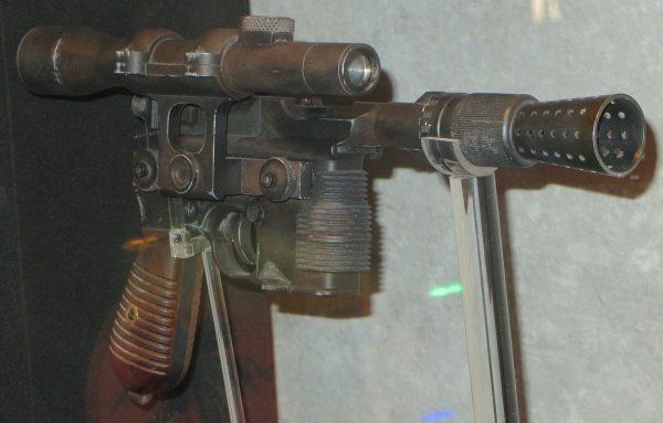 Blaster DL-44 Hana Solo