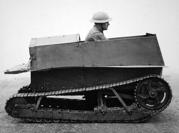 Carden-Loyd One Man Tankette