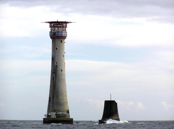 Latarnia morska Eddystone współcześnie