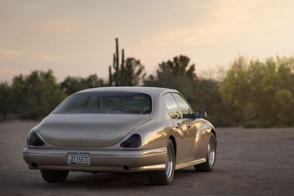Packard Twelve Concept (fot. Patrick Ernzen)