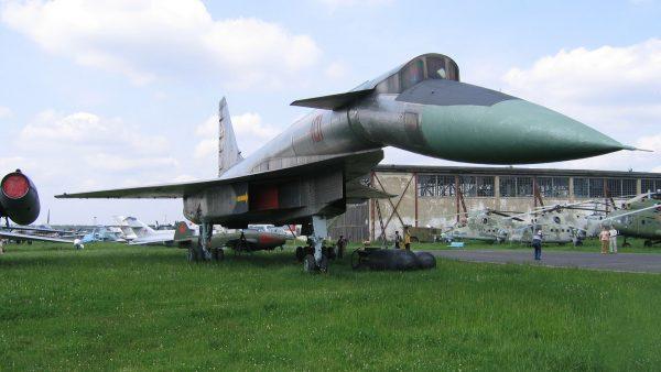 Suchoj T-4 (fot. Sergey Dukachev)