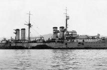 San Marco - pierwszy włoski okręt wojenny z turbiną parową