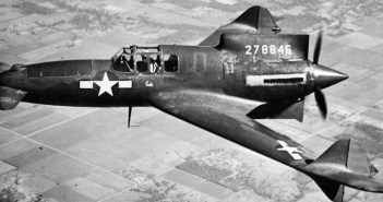 Eksperymentalny myśliwiec Curtiss-Wright XP-55 Ascender