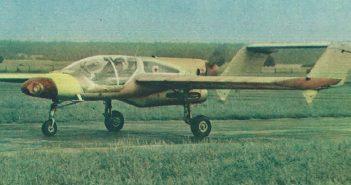 Zapomniany samolot szkolny PZL M-17