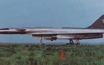 Suchoj T-4 - prototypowy radziecki naddźwiękowy bombowiec strategiczny