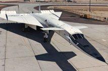 Eksperymentalny North American XB-70 Valkyrie