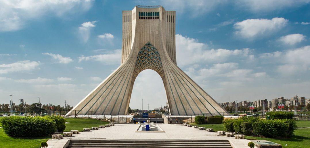 Wieża Wolności w Teheranie