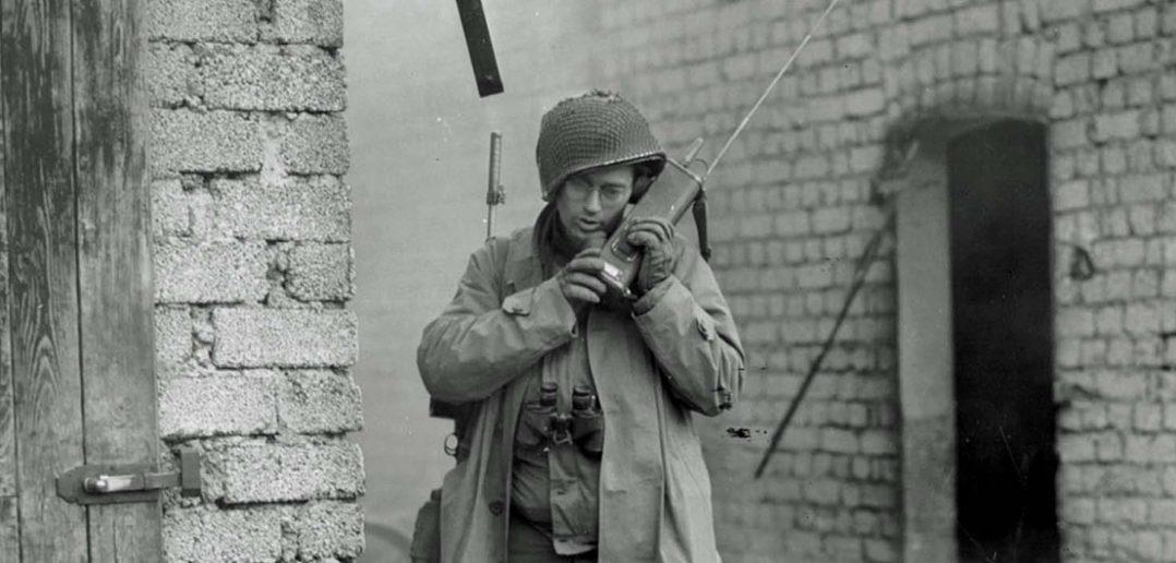 SCR-536 - pierwsze udane walkie talkie