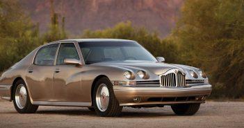 Zapomniany Packard Twelve Concept z 1999 roku