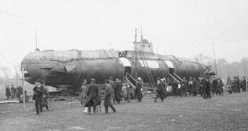 U-boot w Central Parku - niezwykła historia SM UC-5
