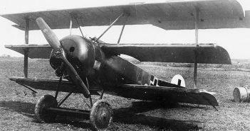 Fokker Dr.I - najsłynniejszy niemiecki myśliwiec I wojny światowej