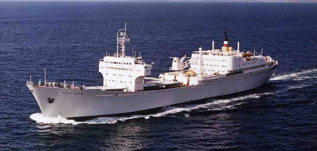 NS Otto Hahn - niemiecki statek o napędzie atomowym