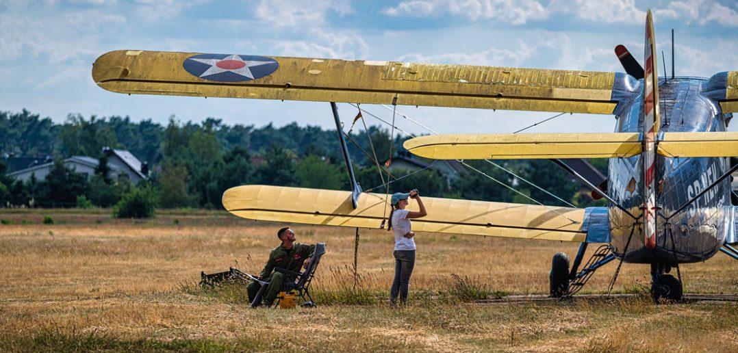 Aeroklub Poznański i lotnisko w Kobylnicy
