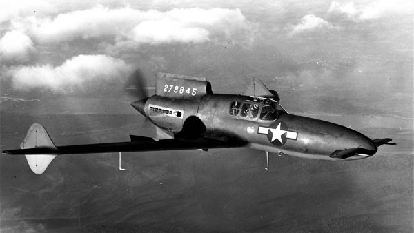 Curtiss-Wright XP-55 Ascender