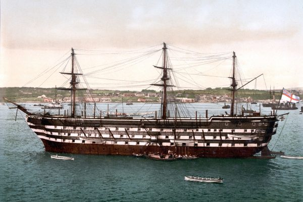 HMS Impregnable (ex-HMS Howe)
