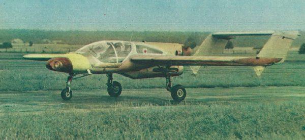 PZL M-17